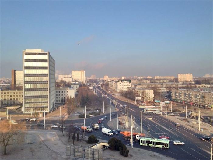 В Беларуси обещают ночью до 7 градусов мороза, днем - до 10 тепла
