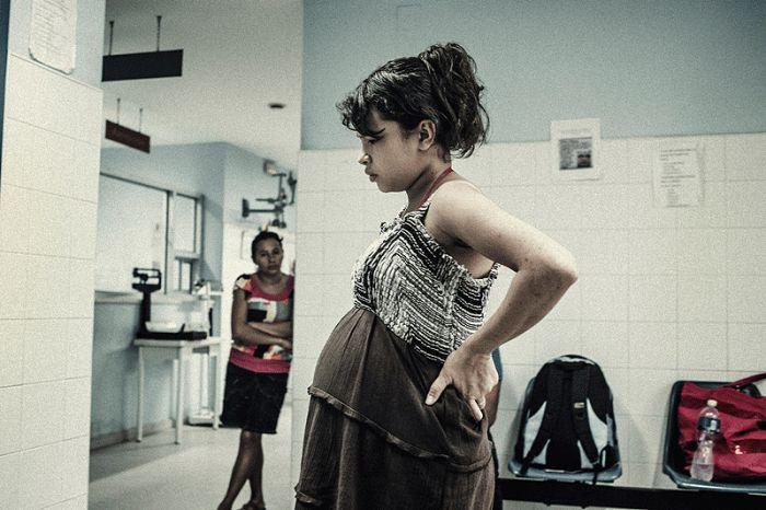 Дочки-матери в Гондурасе