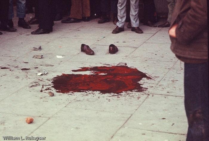 Кровавое воскресение в Дерри