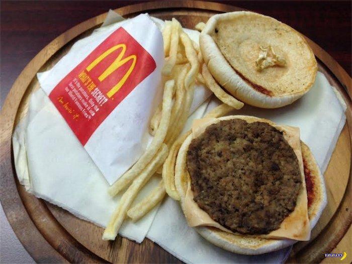 Тайна еды из Макдональдс