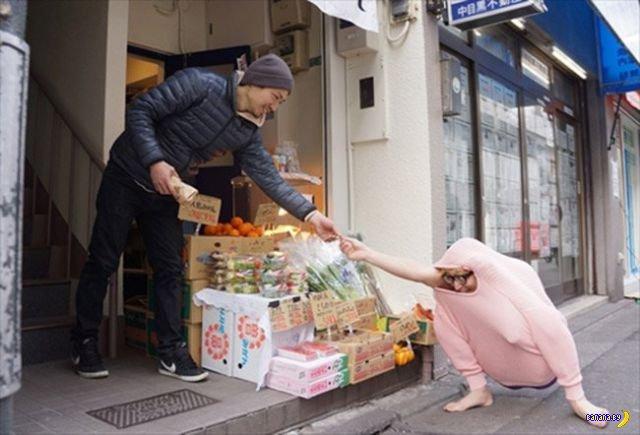 Обычный день обычного японца