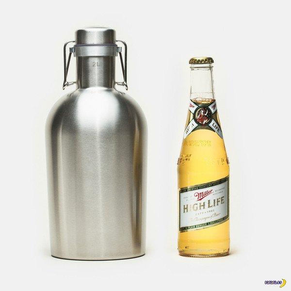 С бидончиком за пивом