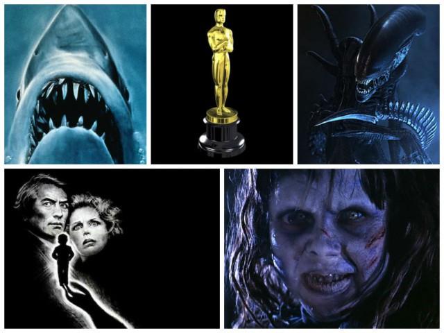 """10 фильмов ужасов, получивших """"Оскар"""""""
