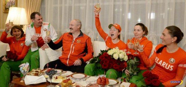 Лукашенко лично поздравил Дарью Домрачёву с победой на Олимпиаде