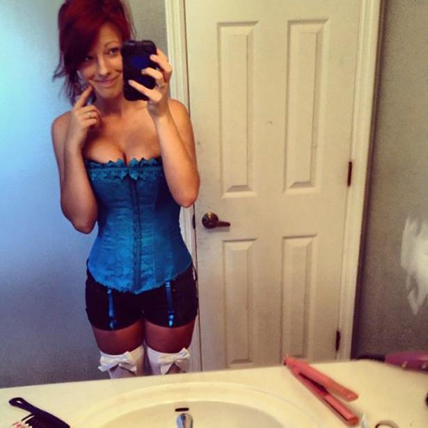 Красивые девушки в нижнем белье - 28