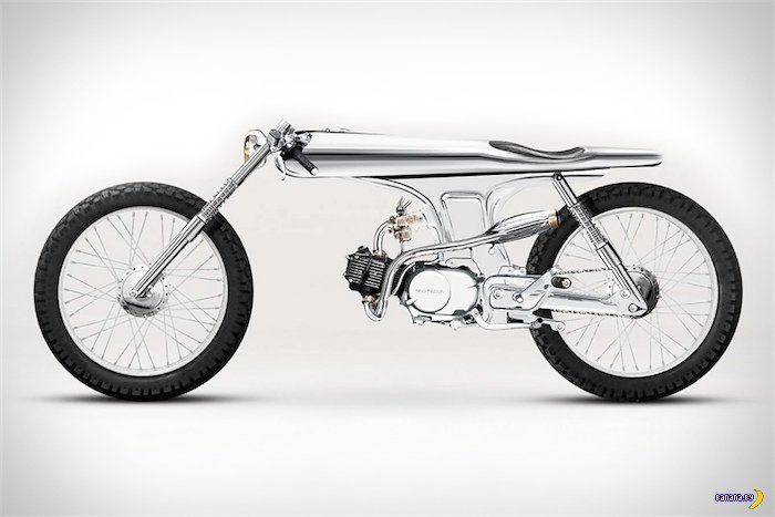 Мотоцикл Bandit9 Eve