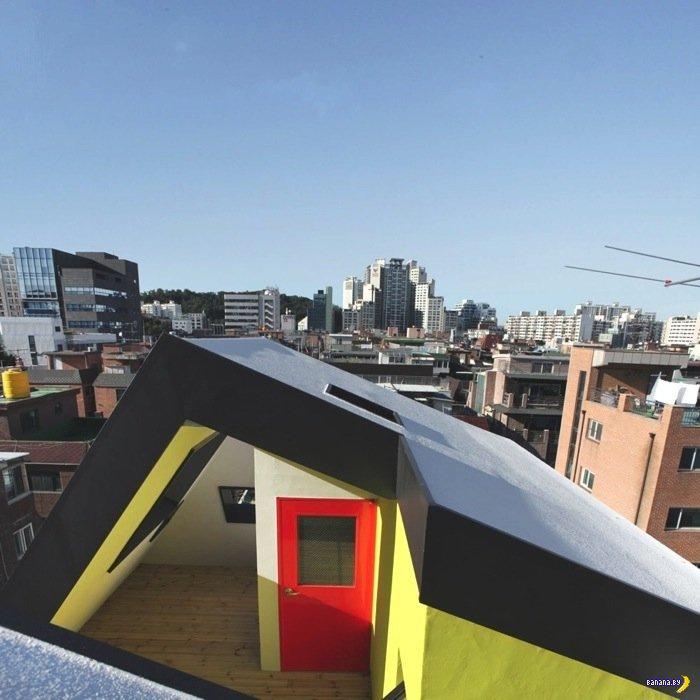 Белый дом в Сеуле