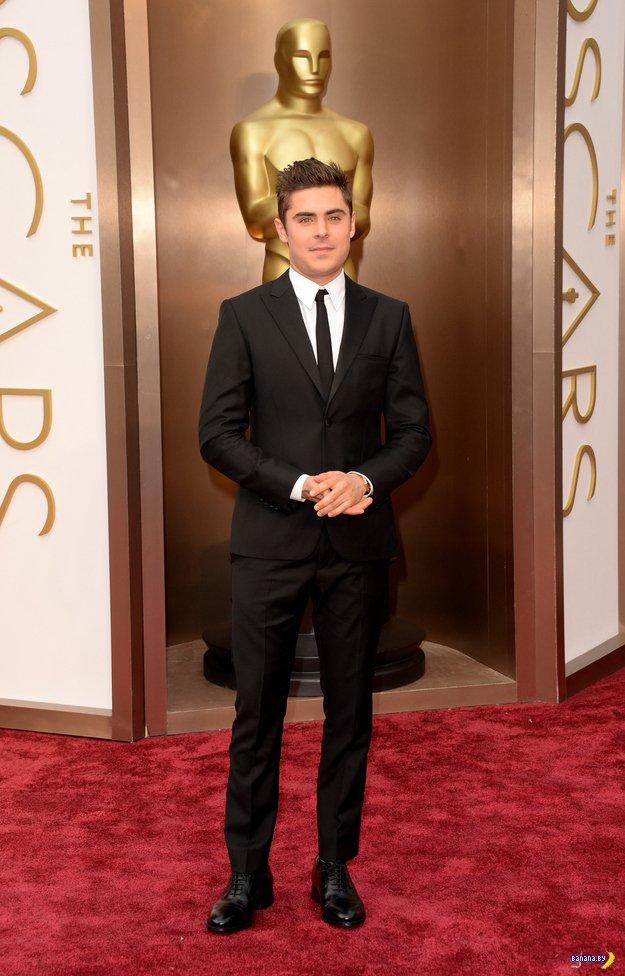 Топ-звезды на красной дорожке Оскаровской церемонии