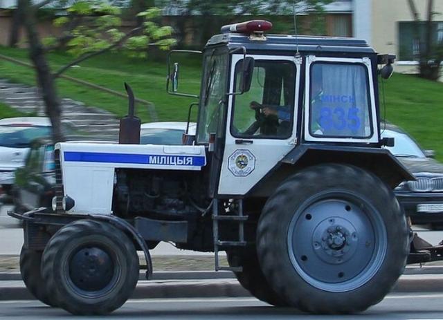 С днем белорусской милиции!