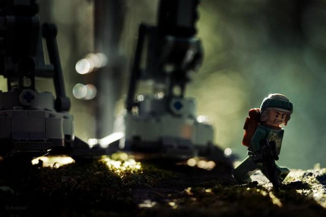 Кино и LEGO