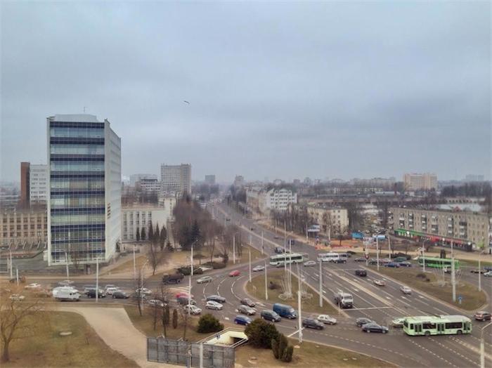В Беларуси температура днем достигнет +8°C