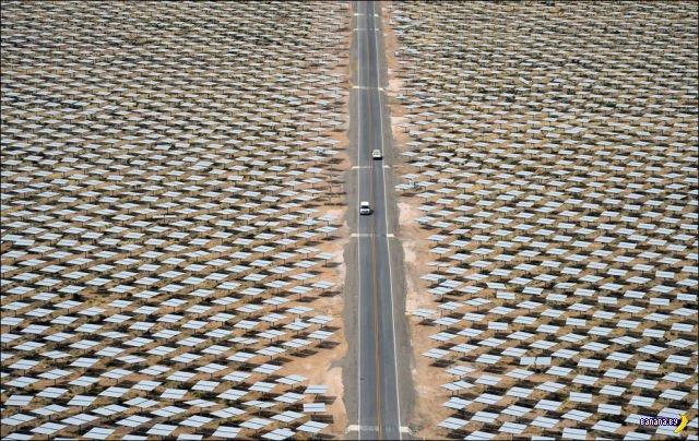 Самая мощная из альтернативных электростанций