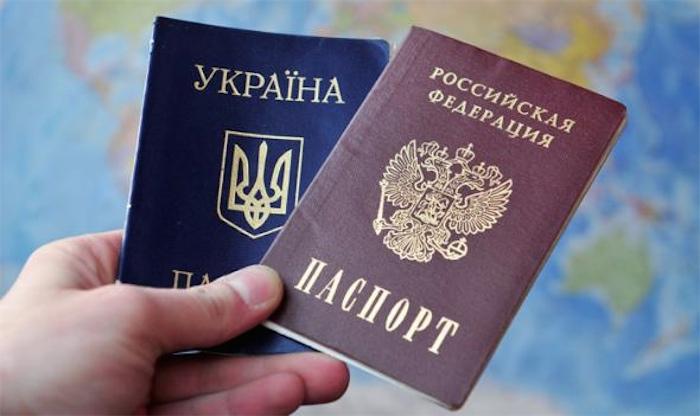 Украинский пожар хотят гасить российскими паспортами