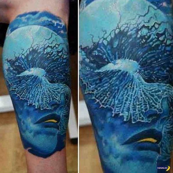 Крутые татуировки