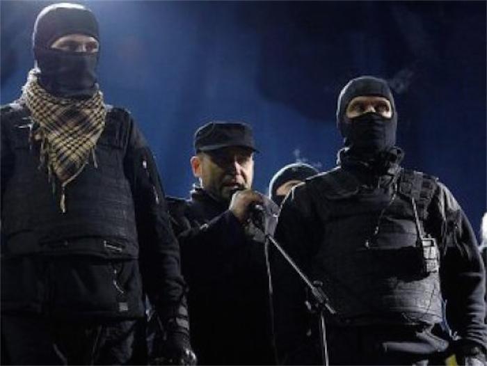 """Ярош потребовал выдать оружие """"Правому сектору"""""""