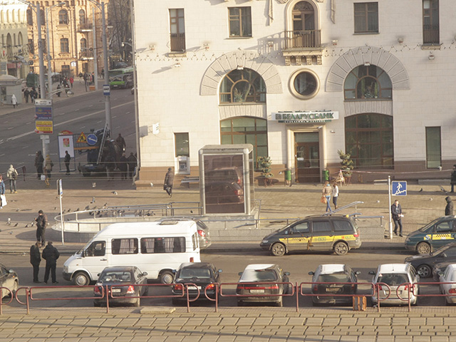 Привокзальная площадь в Минске обретёт новый облик