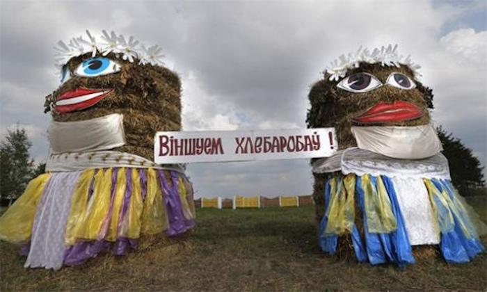 Лукашенко скомкал Дажынкi