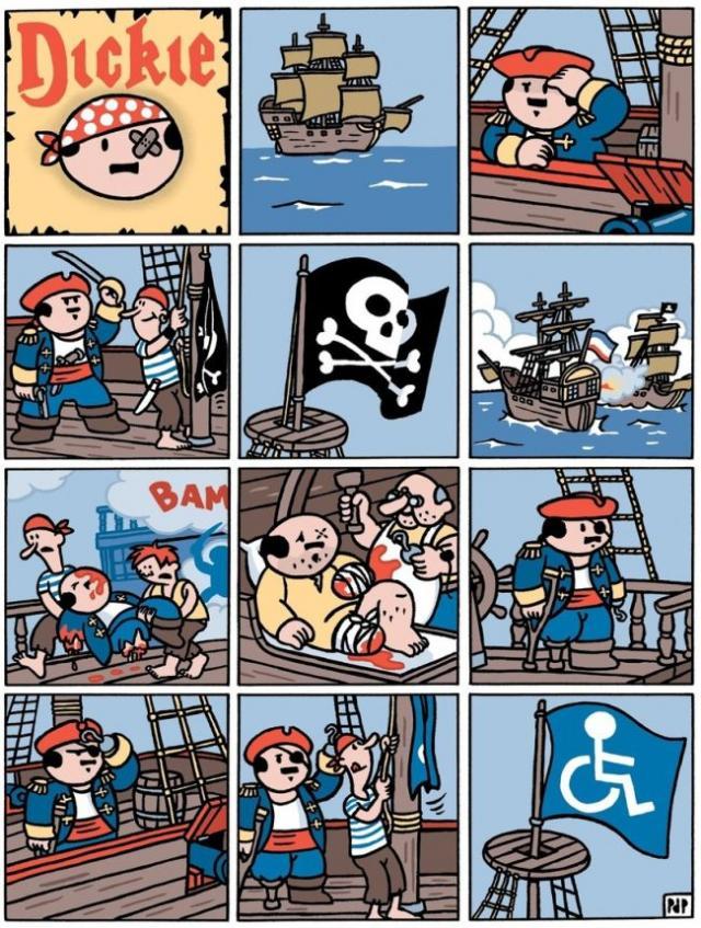Комиксы и рожи - 34