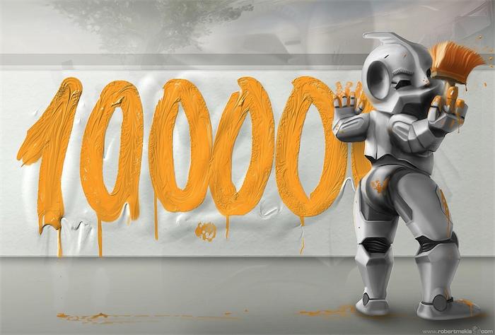 100,000 новостей на Банане!
