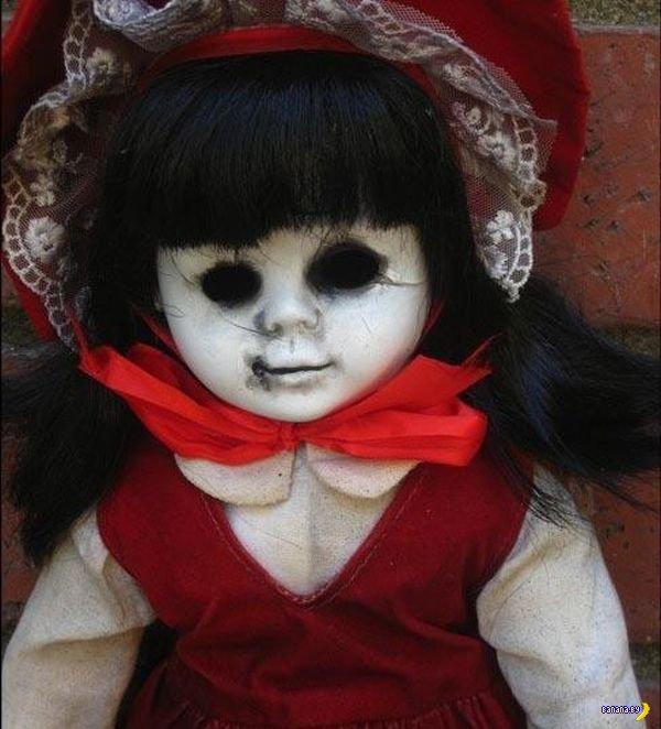 Страшные куклы