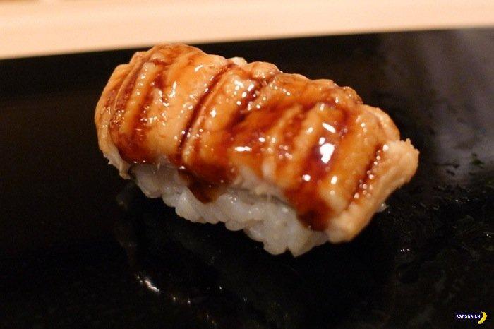 Самые лучшие суши в мире выглядят так