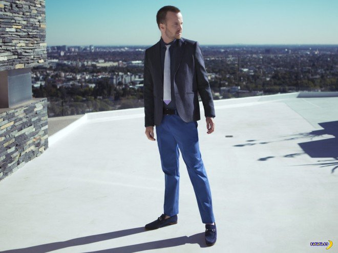 Джесси Пинкман и его пиджаки