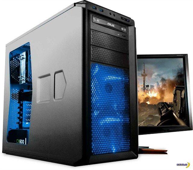 Новый игровой компьютер от Digital Storm