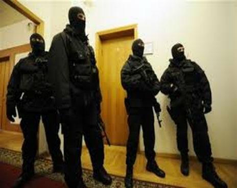 Милиция отпустила 38 задержанных за попытку ограбления банка в Киеве