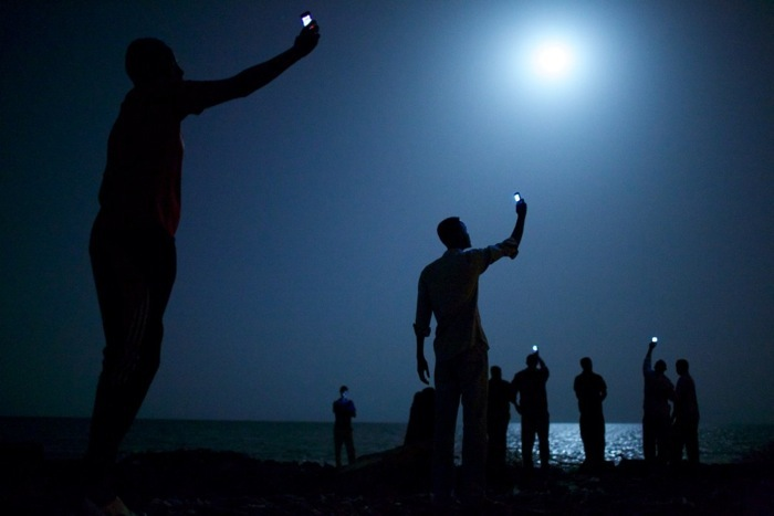 Победители конкурса фотожурналистов World Press Photo 2014