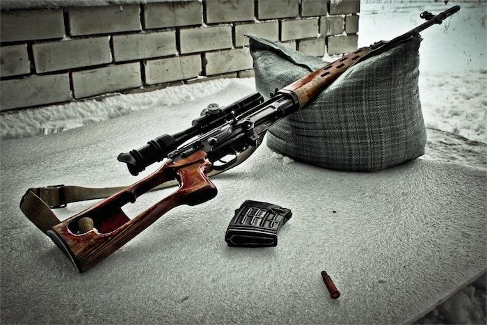 Застрелили в Крыму