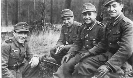 Прояснить: крымские татары и Вторая Мировая