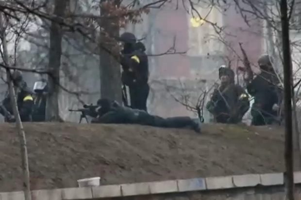 Генпрокуратура установила личности снайперов на Майдане
