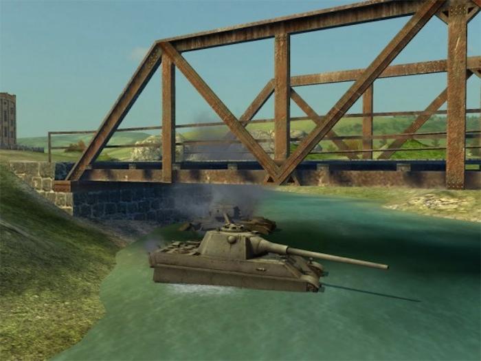 ������ �������� ������������ World of Tanks Blitz