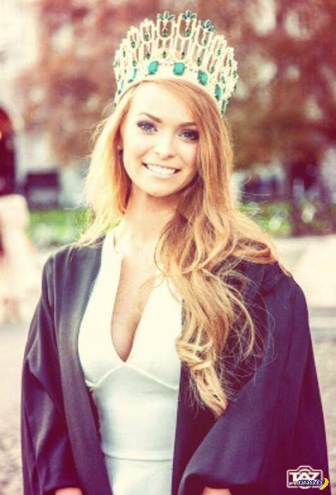 А как вам Мисс Ирландия?