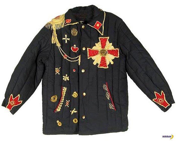 Модный предмет одежды: парадный имперский ватник