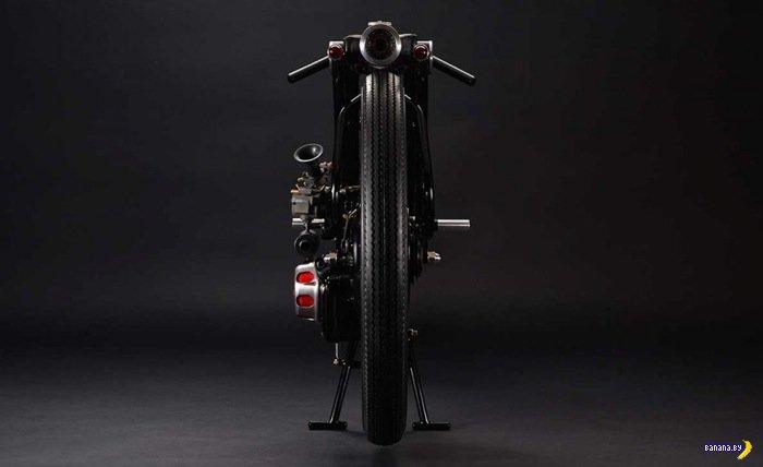 Самый странный мотоцикл