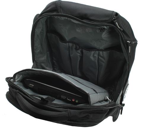 Как выбрать рюкзак для ноутбука?