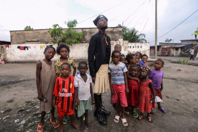 Стиляги из Конго