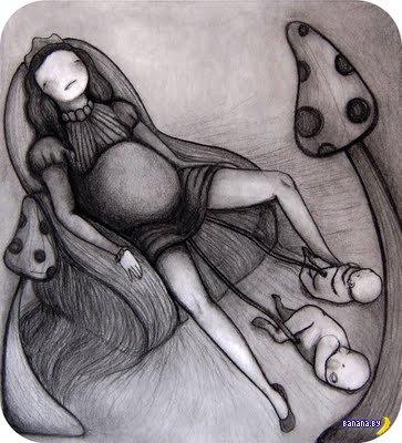 Не диснеевская сказка о Спящей Красавице