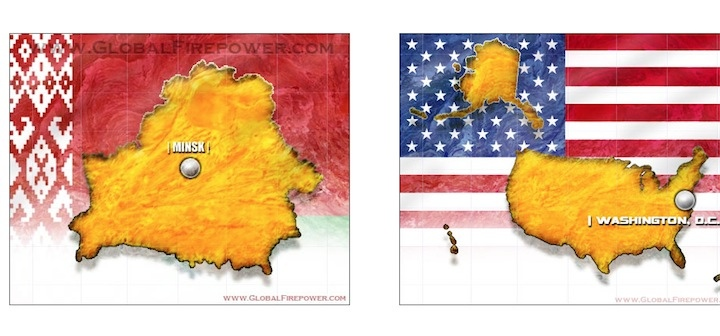 USA vs Беларусь!