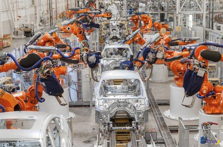 BMW готовится собирать X7 в Спартанберге