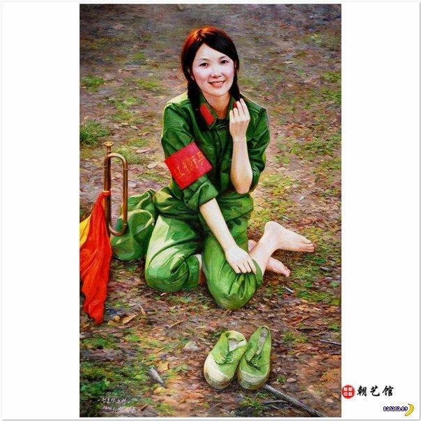 Изобразительное искусство северной Кореи
