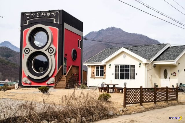 Про жизнь в камере