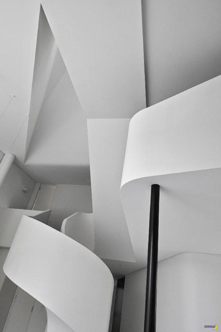 Белый лофт