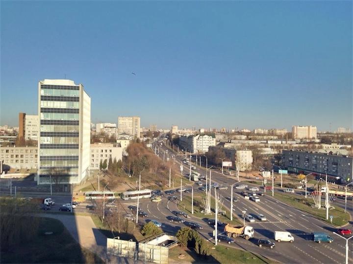 Теплый воздух начнет поступать в Беларусь в чевтерг