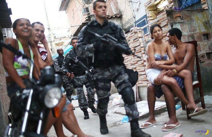 А тем временем в Рио
