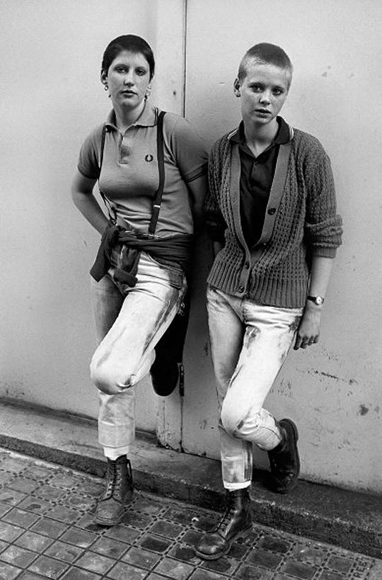 Лондонский стиль 1970-80-х годов
