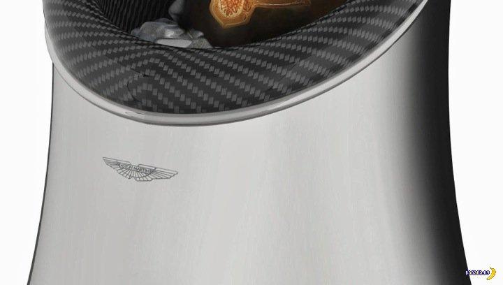 Охладить шампанское кулером Aston Martin?
