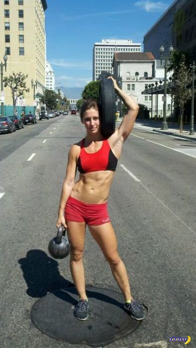 Спортивные девушки - 7
