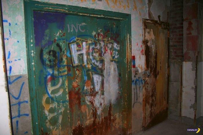 Заброшенная больница в США